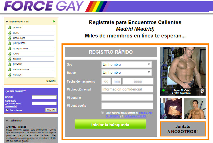 alternativas a gaydar