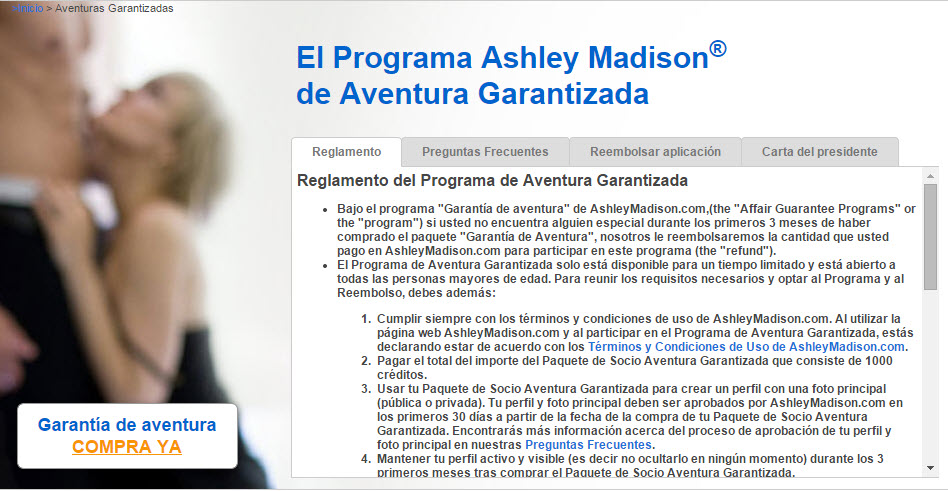 Ashley madison opiniones de la versi n gratis y precios - Habitissimo es fiable ...