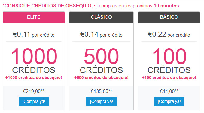 ashley madison precios