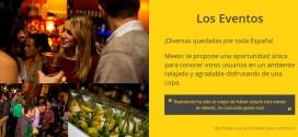 Eventos Meetic: actividades para solteros que funcionan
