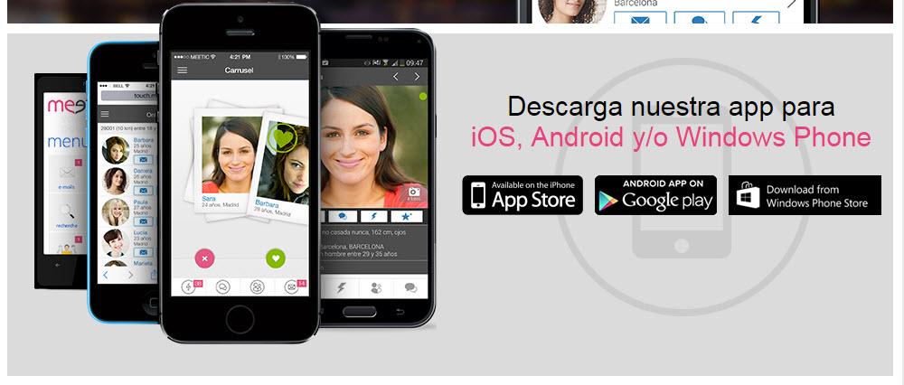 aplicaciones para conocer mujeres en chile