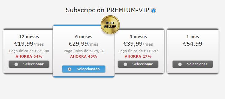 victoriamilan precios 2015