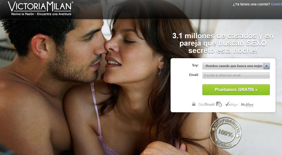 web de infidelidades España