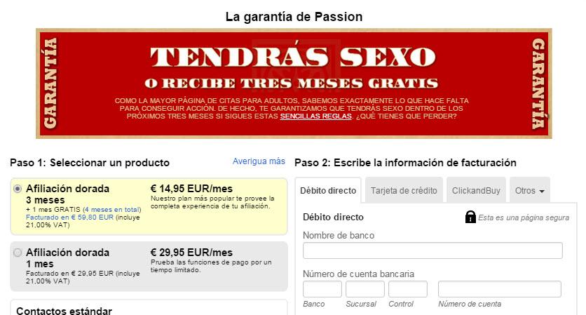 passion.com precios