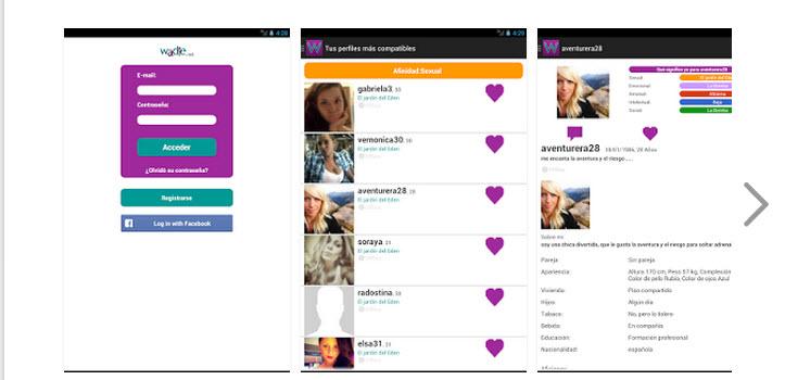 red social para ligar