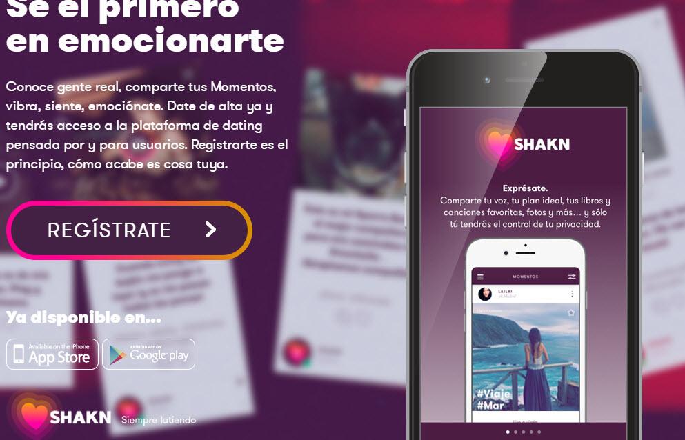 shakn app