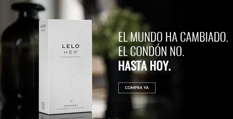 lelo condones hex